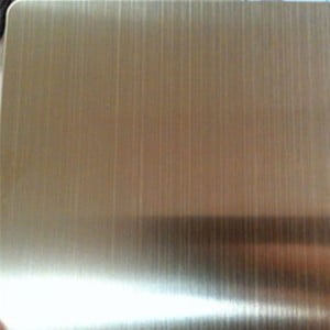 321H Stainless Steel Matte (No.4) Finish Sheets Manufacturers in India